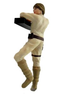 Matching World Star Wars Desperate Situation Series Luke Skywalker Mini Figure