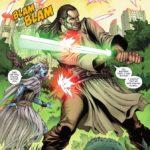 Star Wars: Age of Republic - Qui-Gon Jinn 1 Preview page 2