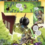Star Wars: Age of Republic - Qui-Gon Jinn 1 Preview page 4