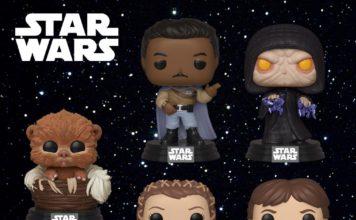 Funko Return of the Jedi Pops