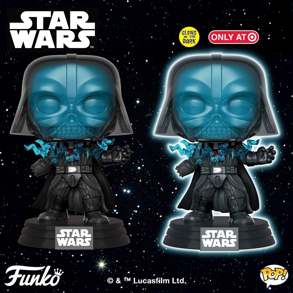 Funko Return of the Jedi Pops