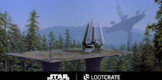 Star Wars Endor Loot Crate