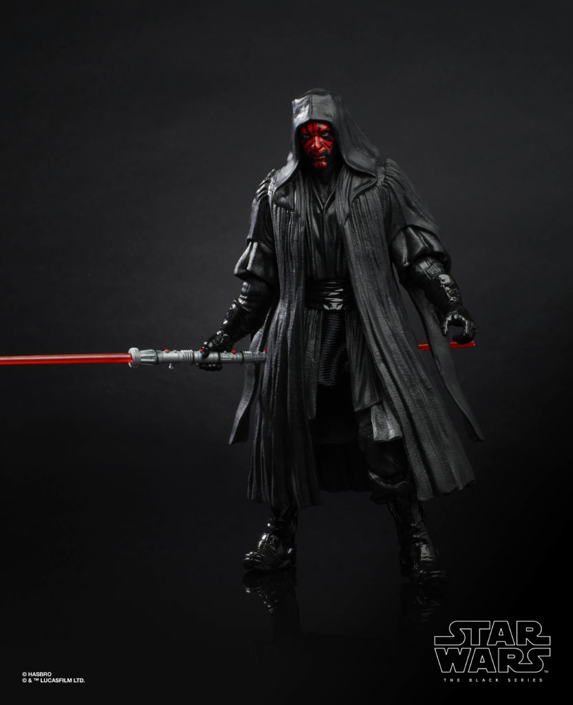 STAR WARS: THE BLACK SERIES DUEL OF THE FATES 6-INCH DARTH MAUL Figure