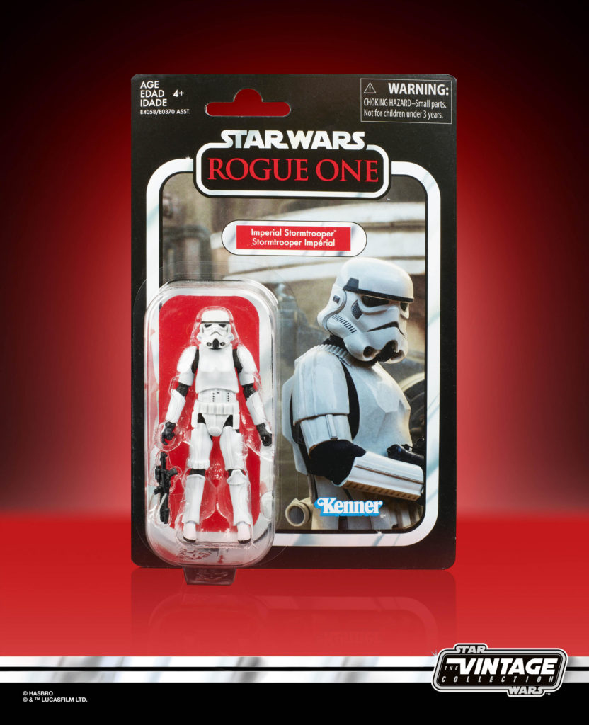 STAR WARS: THE VINTAGE COLLECTION IMPERIAL STORMTROOPER Figure