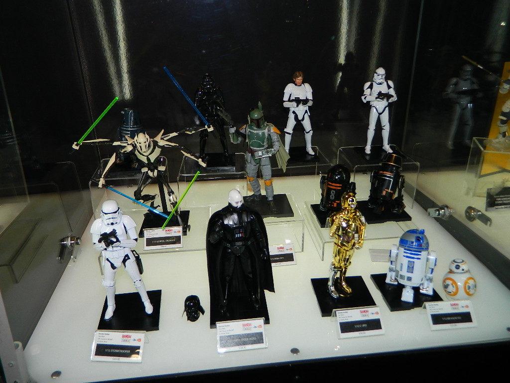 Toy Fair 2019: Star Wars Bandai Hobby Model Kits – Outer Rim News