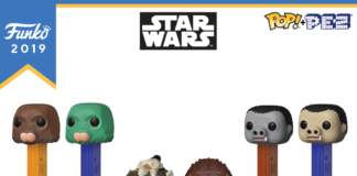 Star Wars Pop Pez