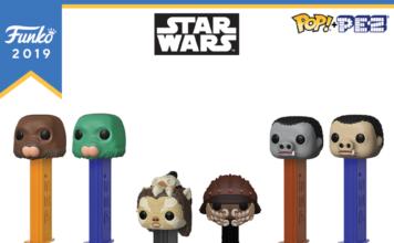 Star Wars Pop Pez