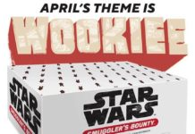 Funko Star Wars Smuggler's Bounty Wookiee Box