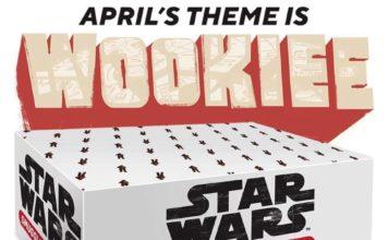 Funko Star Wars Smuggler's Bounty Wookiee Box