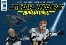 Star Wars Adventures 19 Cover