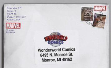 Star Wars #64 Wonderworld Exclusive John Tyler Christopher Variant