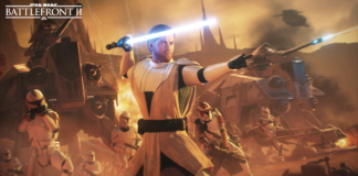 Star Wars Battlefront II - General Kenobi