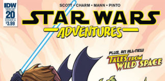 Star Wars Adventures 20 Cover