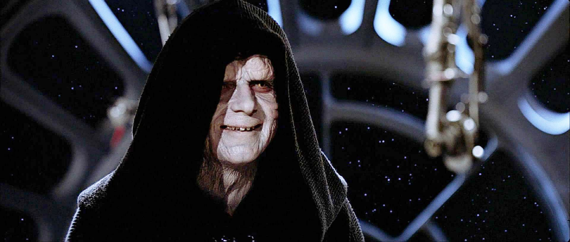 Emperor Palpatine (Star Wars: Return of the Jedi)