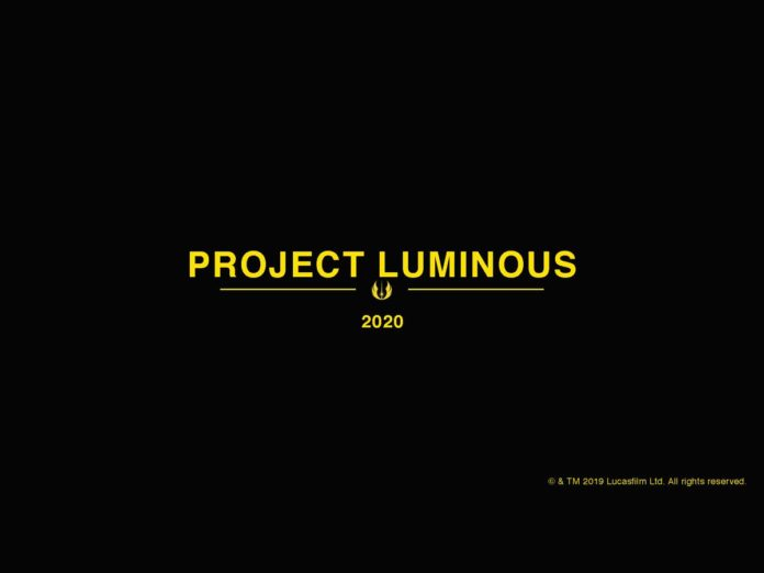 Project Luminous Logo