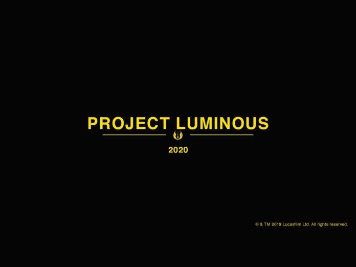 Project Luminous Logo