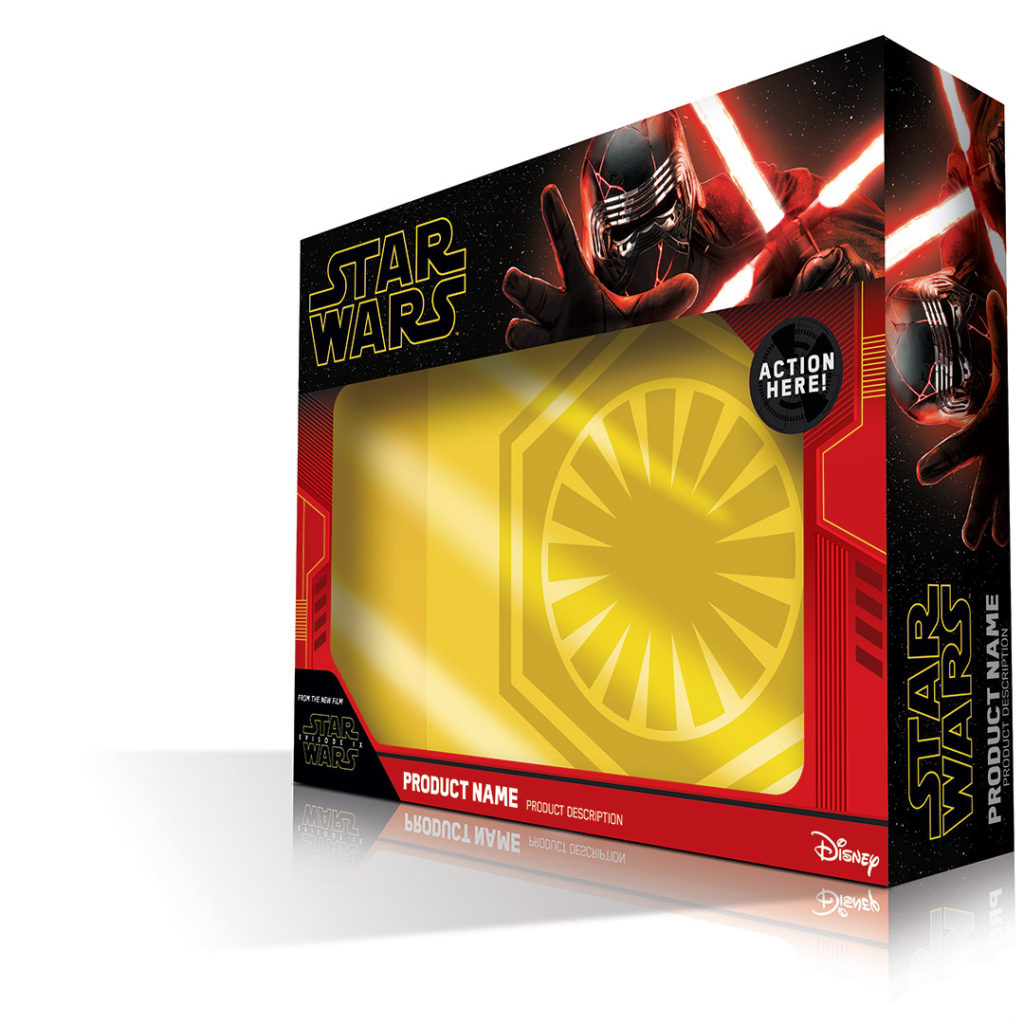Star Wars: The Rise of Skywalker Box Art