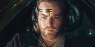 Ewan McGregor as Obi-Wan Kenobi in Star Wars: Attack of the Clones