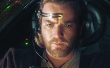 Ewan McGregor as Obi-Wan Kenobi in Star Wars: Attack of the Clones